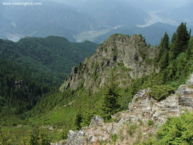 Panorama 3 - Cozia peak