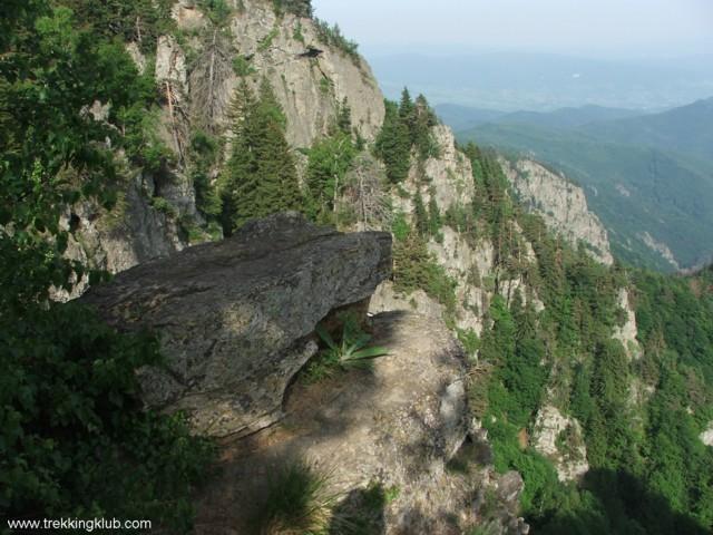 Panorama - Cozia peak