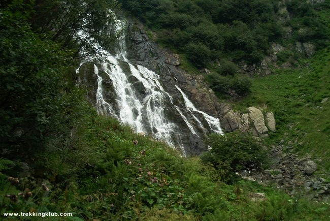 Balea waterfall - Balea waterfall