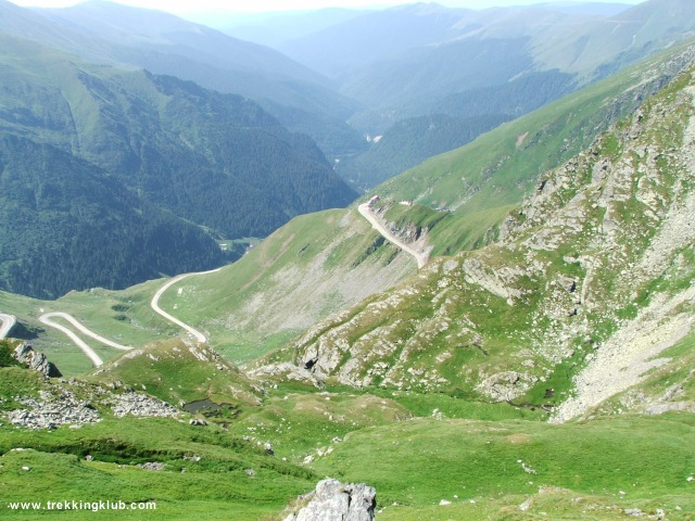 Transzfogaras - Moldoveanu-csúcs