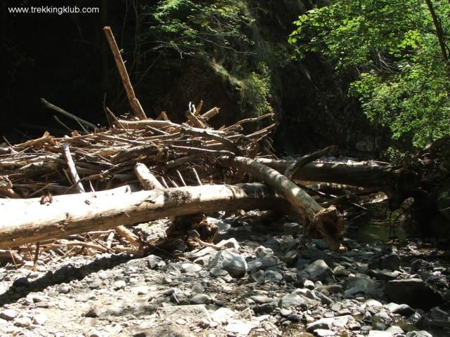 3221 - Sztán völgye kanyon