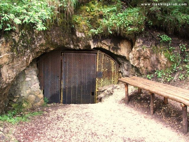Sugó-barlang, Főbejárat - Súgó-barlang