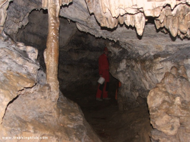 Sugó-barlang, Fő-ág - Súgó-barlang