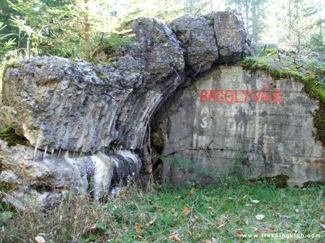 Fortificatie din razboi - Cetatea Bufnitei