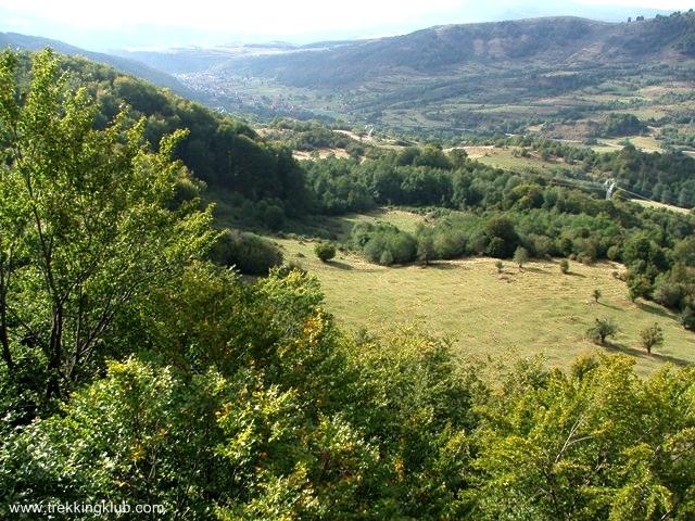 Valea Tarnavei Mici - Stanca Kisfenyos