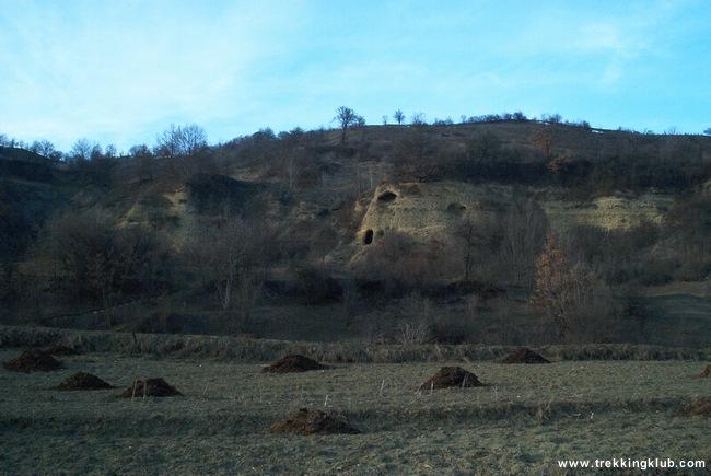 Cavities near Satu Mare (HR) - Satu Mare