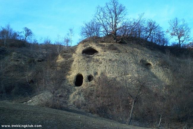 Cavities near Satu Mare - Satu Mare