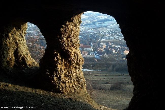 Satu Mare from the cavity - Satu Mare