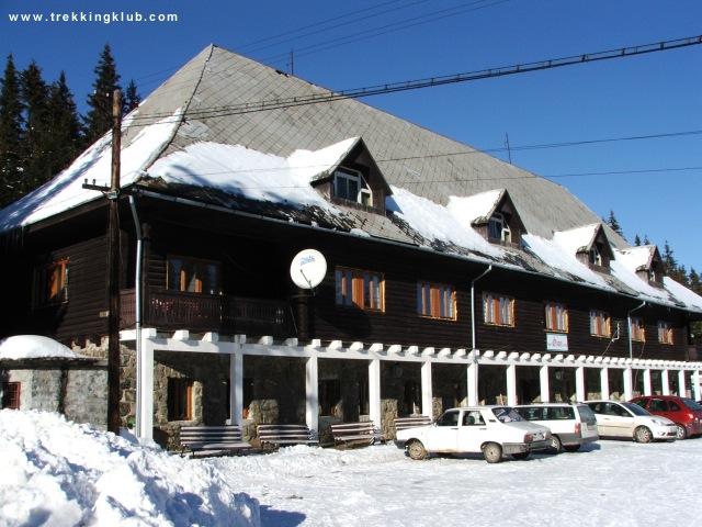 Hotel Ózon - Harghita-Bai