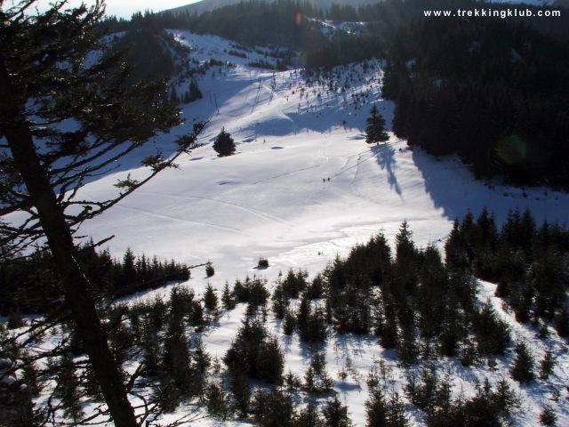 View from the Kossuth Rock - Kossuth Rock