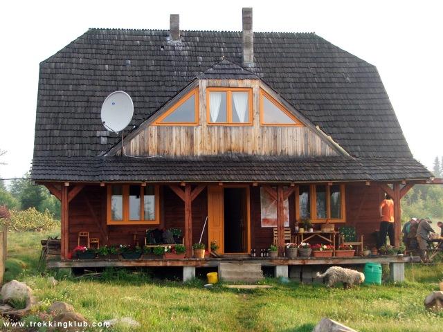 Cabana Kalibáskő - Harghita