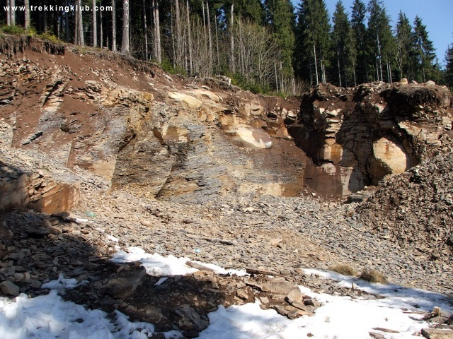 Quarry - Harghita Racu