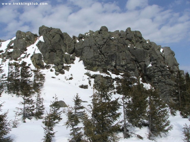 Rocks - Harghita Racu