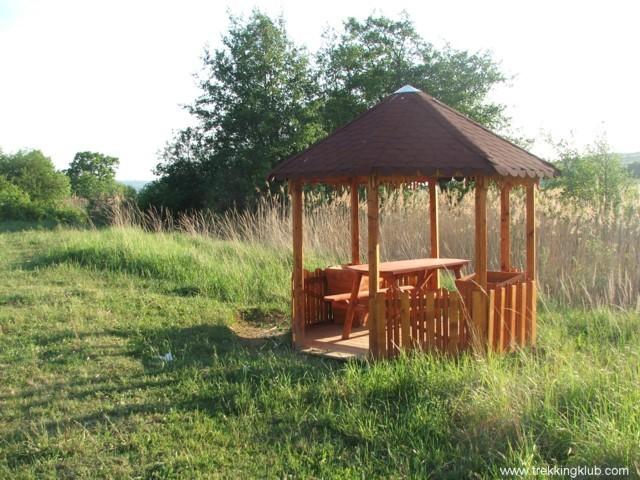 Pihenőhely - Rák-tava