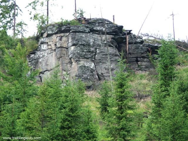 Málnavész sziklái 1 - Málnavész sziklái