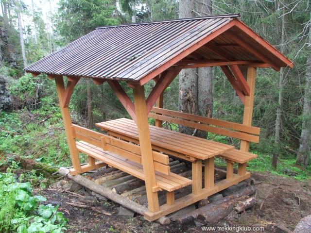 Loc pentru odihna - Cascada Paraului Saritor