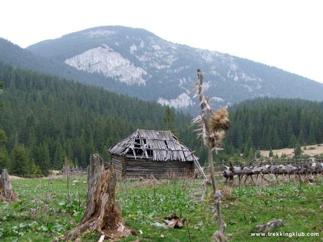 Muntele Rotund - Piatra Potcoavei