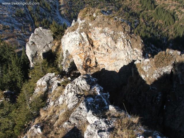 A Czofronka sziklái - Czofronka