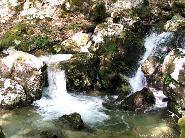 1628 - Ramnuta Mare vízesései