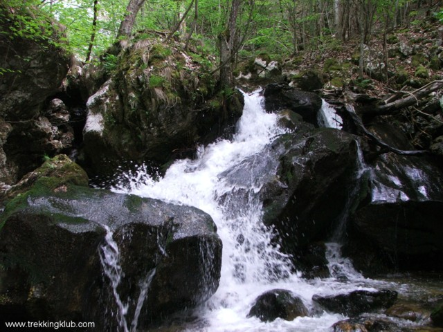 1634 - Ramnuta Mare waterfalls