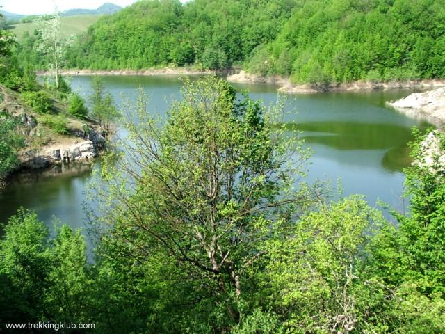 Zaton lake - Lapiez fields