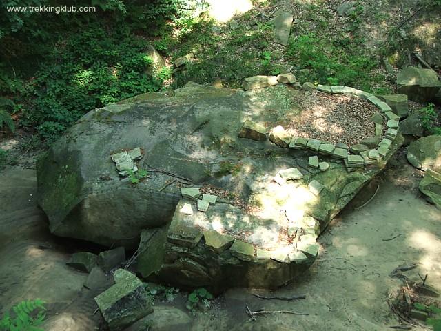 7656 - A kőbánya vízesései