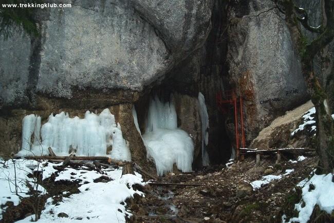 Hétlépcső canyon - Hétlépcső vízesés
