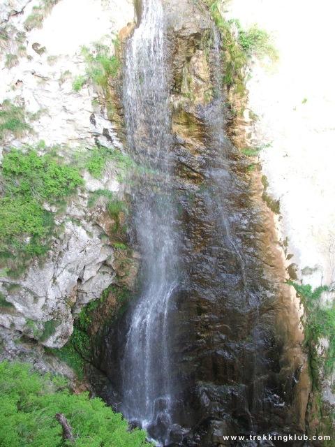 Cascada 25 m - Huda lui Papara