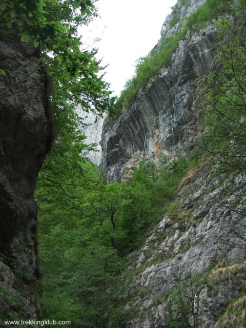 1117 - Remetei sziklaszoros