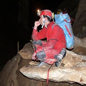 Geo Trekker Caving